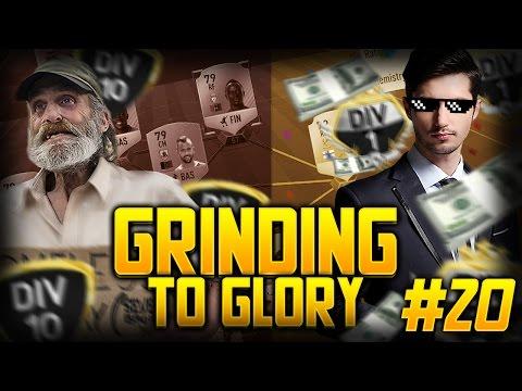 GRINDING TO GLORY #20 - CLASSIC DRG RETURNS - FIFA 17