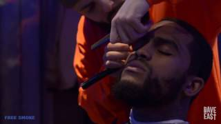Dave East - Free Smoke (EASTMIX) (Official Studio Video)