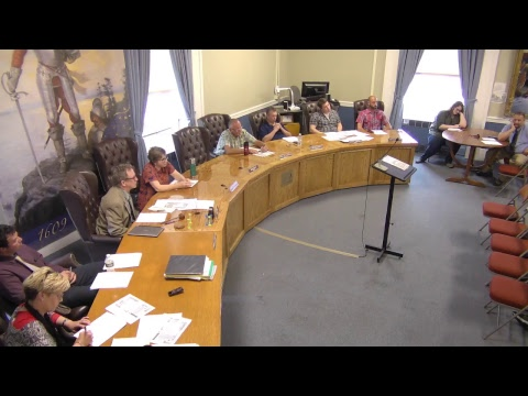 City of Plattsburgh, NY Meeting  5-31-18