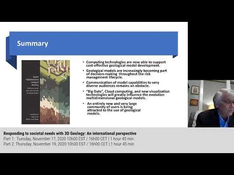 Past, Present, and Future of Geological Modeling of the Subsurface