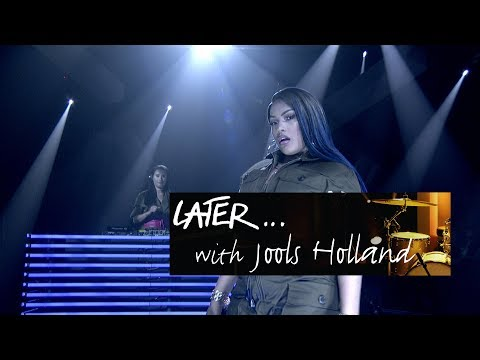 Stefflon Don - 16 Shots - Later… with Jools Holland - BBC Two