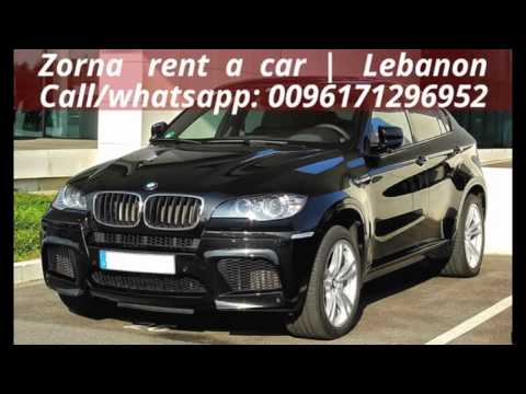 Lebanon car rental