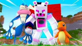 Summoning Pokemon !!   Minecraft FNAF Roleplay