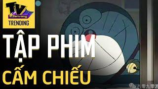 Bí ẩn tập phim RÙNG RỢN bị CẤM CHIẾU và XÓA SẠCH dấu vết của Doraemon