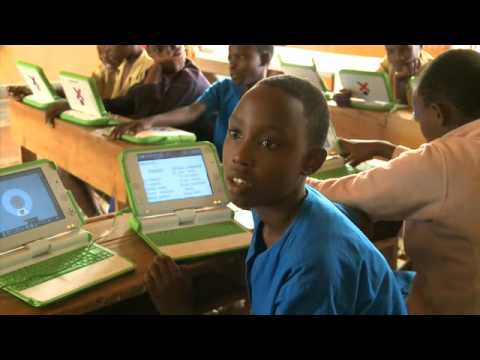 Rwanda aims for one laptop per child