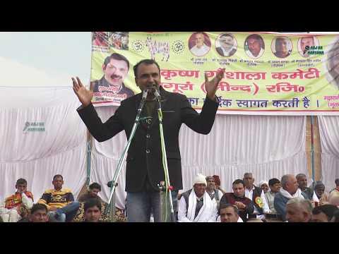 लोक-कलाकर-रामकेश-जीवनपुरवाला-ने-बताई-दिल-की-बात-||-ramkesh-jiwanpurwala-||-aaj-ka-haryana