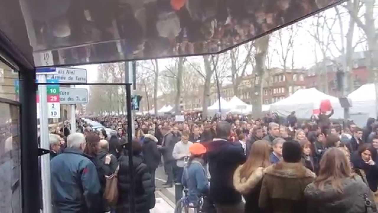 Manifestation Casino Toulouse