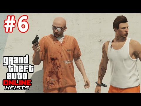 GTA Online Heists Part 6 - Never Trust A Random!