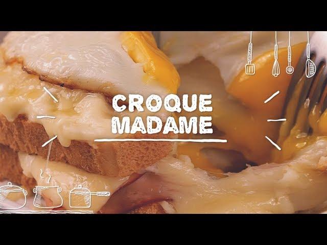 Croque Madame - Sabor com Carinho (Tijuca Alimentos)