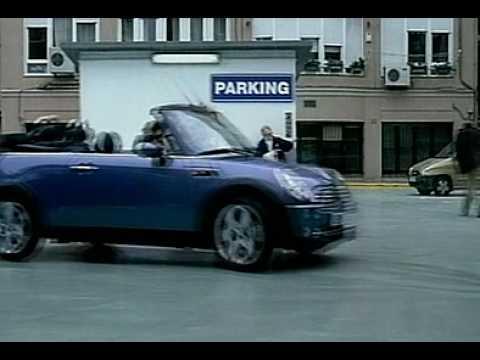2005 MINI Cooper Cabriolet tional advert