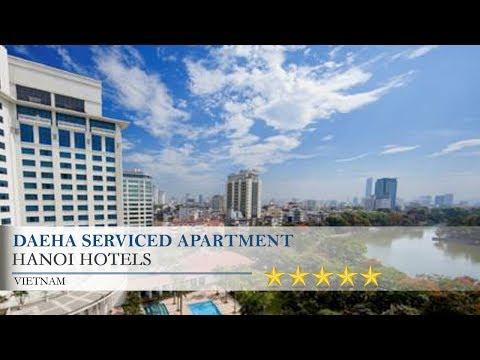 Daeha Serviced Apartment - Hanoi Hotels, Vietnam