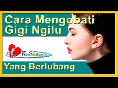 Cara Mengobati Gigi Ngilu Yang Berlubang VIDEO Kesehatan Hidup Wanita Indonesia