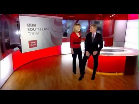 BBC South East Today -- Titles, Opening and Close -- 23rd December 2009