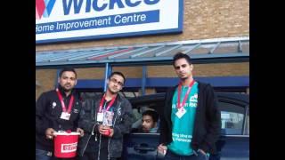 Leukaemia Researh charity collection - Clapham