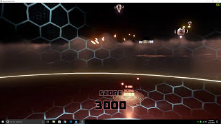 Space Pirate Trainer HTC Vive - VR Gamplay
