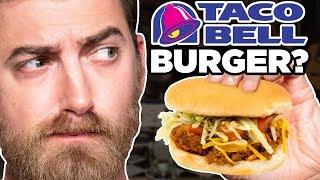 Recreating Discontinued Taco Bell Menu Items (TASTE TEST)