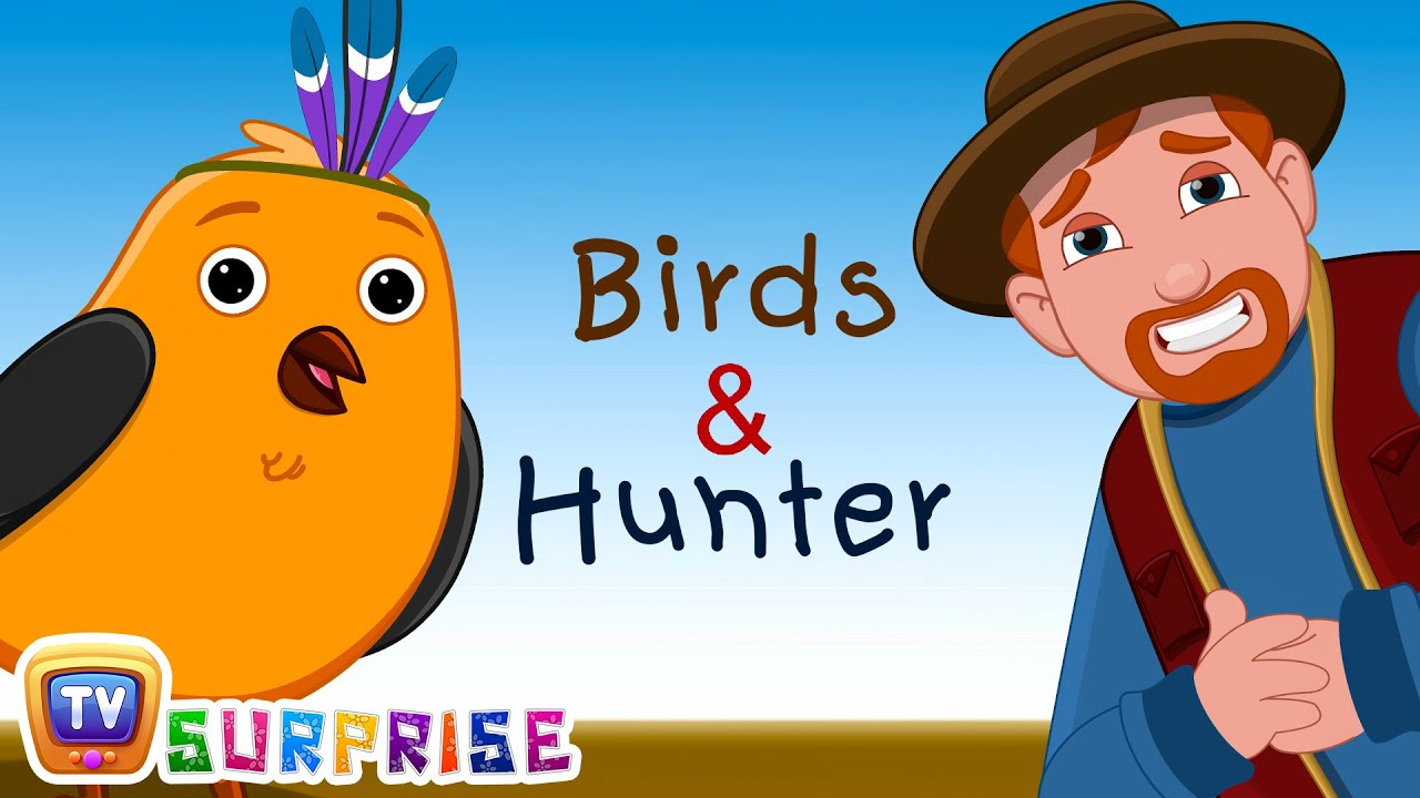 Bedtime Stories for Kids: The Story of the Birds Nest