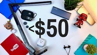 Best Tech Under $50 - November 2017 - Top Tech
