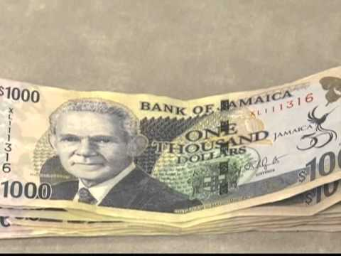 Jamaica's currency crosses $120 mark trading against the US