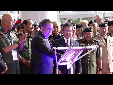 Defence Services Asia expo kicks off