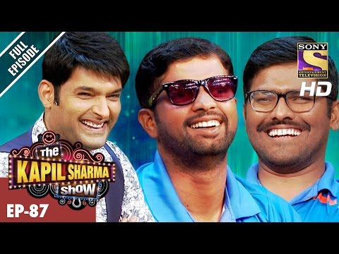 The Kapil Sharma Show - दी कपिल शर्मा शो-Ep-87-Blind T20 World Champions In Kapil's Show–5th Mar2017