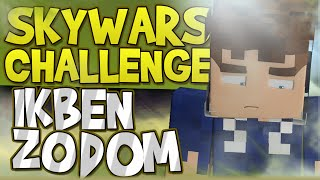 IK BEN ZO DOM!! - Minecraft Skywars Challenges #82