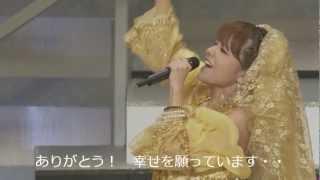 2012.06.19 中澤裕子♥Birthday Live Zepp DiverCity (TOKYO)