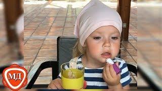 ДЕТИ ПУГАЧЕВОЙ И ГАЛКИНА: Лиза наводит красоту и секретничает с мамой Аллой Пугачевой!