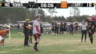 Quidditch World Cup 2014 - Final - Texas State Quidditch vs. University of Texas thumbnail