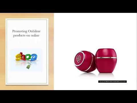 vista group oriflame online selling