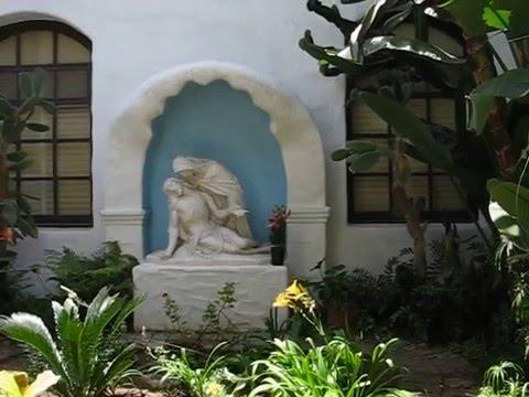 San Diego Mission De Alcala, San Diego California