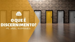 O que é discernimento?   EBD   26.04.20   IPB DIVINOLÂNDIA DE MINAS