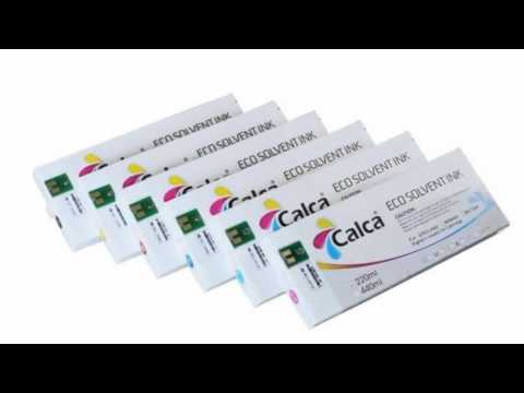 New Calca 220ML  Compatible  for  Roland ECO Sol  Ink Cartridges cheap sale