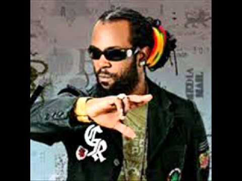 Bunji Garlin - hands up.