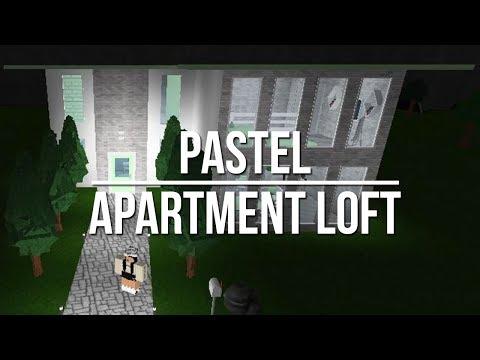 ROBLOX | Welcome to Bloxburg: Pastel Apartment Loft 66k