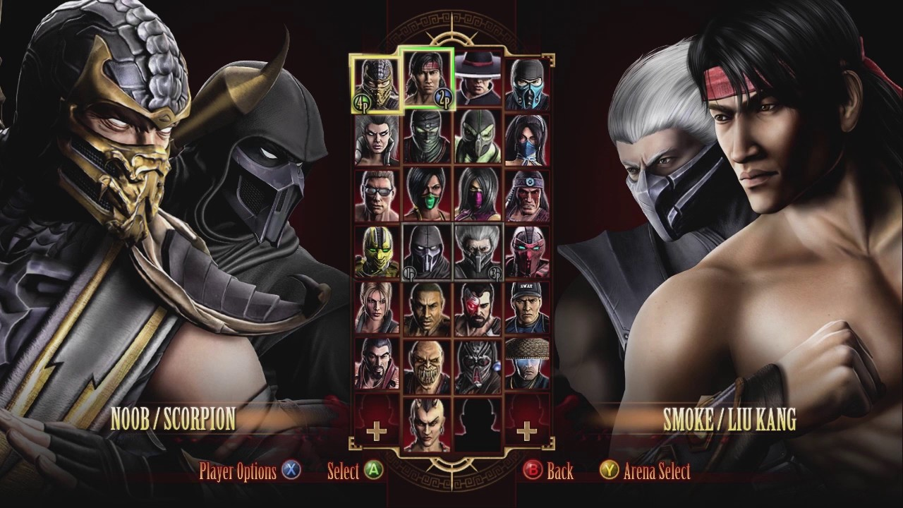 Gt Plays Mortal Kombat Komplete Edition Xbox 360 720p 60fps