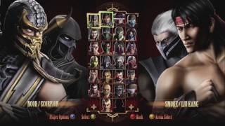 GT Plays: Mortal Kombat: Komplete Edition [XBOX 360] 720p 60fps Gameplay