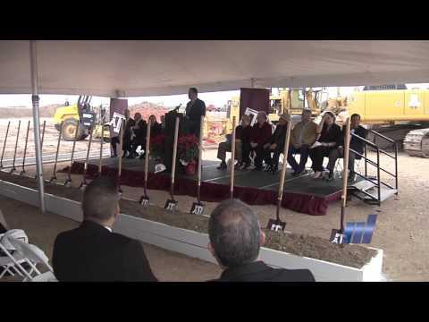 Texas A&M University: McAllen Groundbreaking