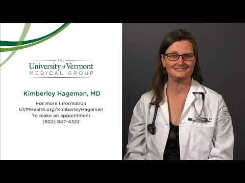 Kimberley Hageman, MD, Family Medicine Physician - Milton, VT, The UVM Medical Center
