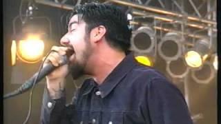 Deftones - Mascara [Live Bizarre Festival 2000]