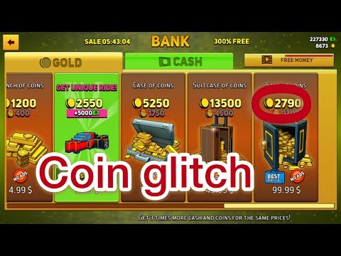 Block City Wars:HOW TO GET UNLIMITED GOLD COINS AND MONEY HACK GLITCH