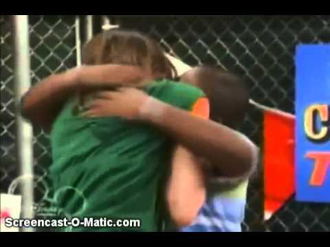 Cory in the House - Kissing booth scene