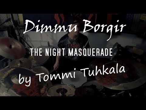 Dimmu Borgir - The night masquerade *DRUM COVER Mp3