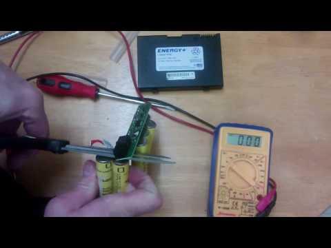 Tesla   batteries   Panasonic   18650   found in old laptop batteries ? Yes.