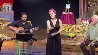 """Sá Dona fiandeira"", por Gabi Buarque - Sr. Brasil - 31/05/15"