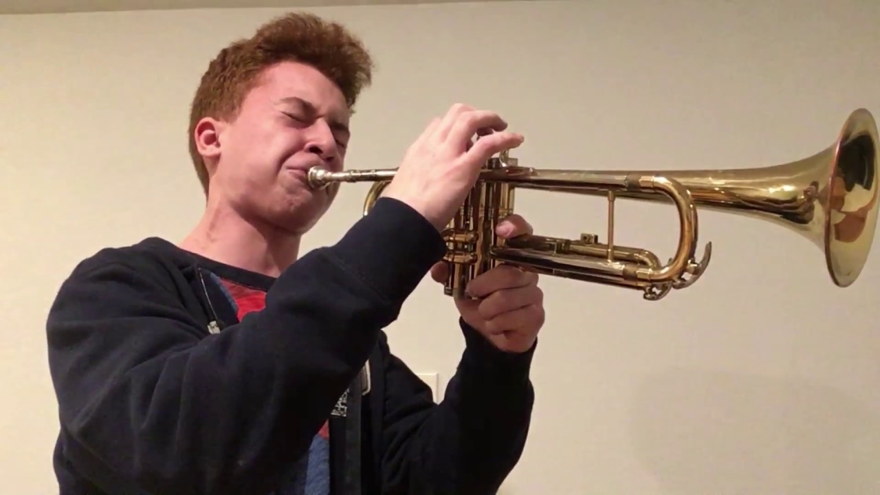 C  G  Conn 'Shooting Star' Director Student Model Trumpet Review