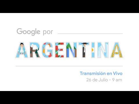 Google Por Argentina - Rosario - Transmisión en Vivo
