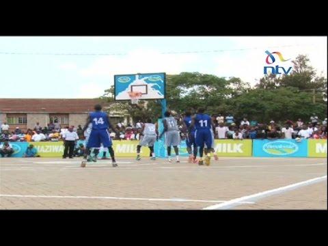 secondary school games finals: Laiser Hill dethrone Upper Hill in boys basketball