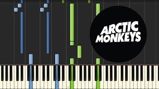 Do I Wanna Know - Arctic Monkeys (Piano Tutorial)
