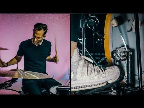 Improve Your Kick Drum Speed! // Drum Lesson // Daniel Bernard